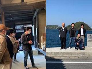 日本遺産(北前船寄港地・船主集落)関連御手洗巡り・歴史講演会
